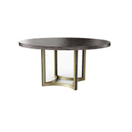 Caracole Remix Cerused Dining Table 56""