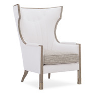 Caracole Wing Tip Chair