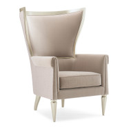 Caracole Wing My Bell Chair