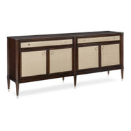Caracole The Silver Screen Media Console