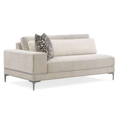 Caracole Repetition Laf Loveseat