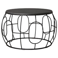 Oto Coffee Table - Black