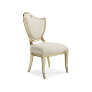 Caracole Fontainebleau Right Side Chair - Set of 2