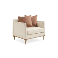 Caracole Fontainebleau Lounge Chair