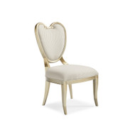 Caracole Fontainebleau Center Side Chair - Set of 2