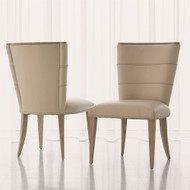 Adelaide Side Chair - Muslin