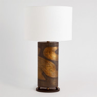 Currents Lamp - Brass/Bronze