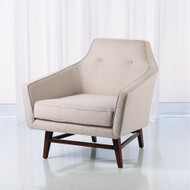 Edward Lounge Chair - Candid Fleece