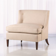 Severn Lounge Chair - Muslin
