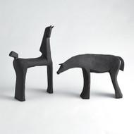 Short Horse - Black