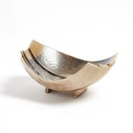 Strata Bowl - Raku