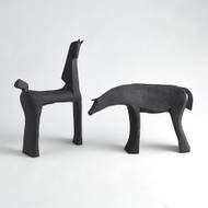 Tall Horse - Black
