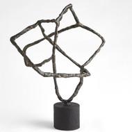 Tangled Sculpture - Bronze
