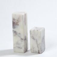 3 Marble Mini Pedestal/Riser - Lg