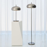 Dome Floor Lamp - Gunmetal