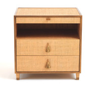 Glass for Ann Gish Bedside Chest