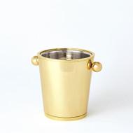 Margot Champagne Bucket - Brass