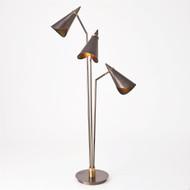 Meudon Multi - Arm Floor Lamp
