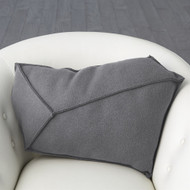 Rock Pillow - Grey - Right