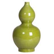 Gourd Vase - Chartreuse - Small