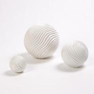 Varenne Sphere - Matte White - Sm