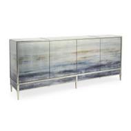 Shaye Rawson's Spring Rain Sideboard