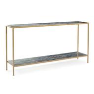 Shaye Rawson's Mont-de-Marsan Sofa Table with Shelf