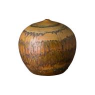 Cocoon Vase - Jade Fusion - Small
