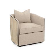 Sonoma Swivel Chair - Beige