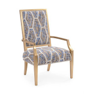 Rennes Armchair - Gold Finish