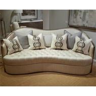Milano Sofa - Stripe Pillows