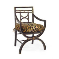 Cane-Seat Armchair