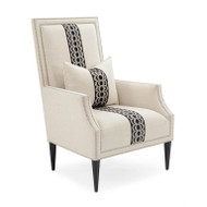 Bel-Air Armchair - Stripe