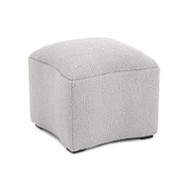 Curved Ottoman - Grey Boicle