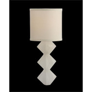 Alabaster Single-Light Wall Sconce