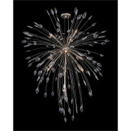 Reveille: Crystal Constellation Ten-Light Pendant