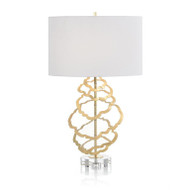 Floating Discs Table Lamp