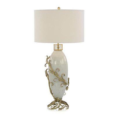Entwined in Reeds Table Lamp