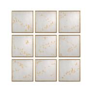 Set of Nine Migration Mirrors