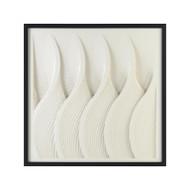 Alger's Waves in White