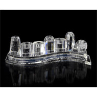 Landscape of Glass Candleholder