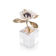 A Single Crystal Bloom
