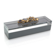 Encased Agate Box I