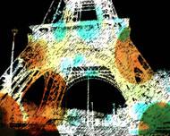Art Classics Eiffel Towers 3