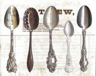 Art Classics Five Spoons Soft Elegant
