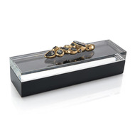 Encased Agate Box II