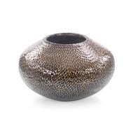 Colored Raindrops Vase