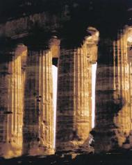 Art Classics Pompeii Temple