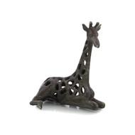Giraffe in Motion III
