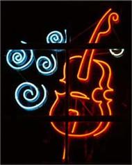 Art Classics Bass Neon